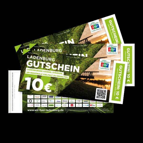 Ladenburg Gutschein – Motiv Ladenburg Festwiese