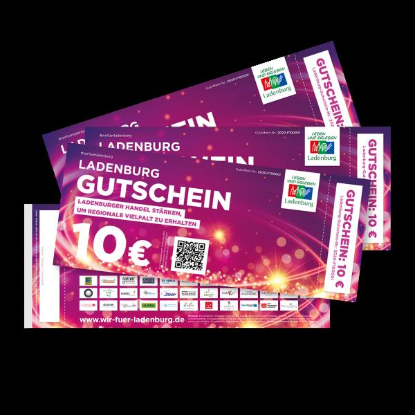 Ladenburg Gutschein – Motiv Moments