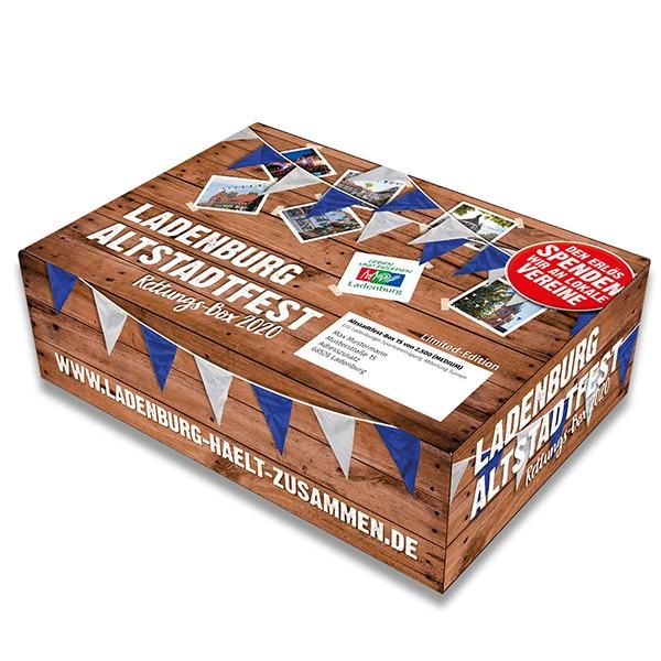 """Altstadtfest Rettungs-Box – """"Party""""-Paket"""