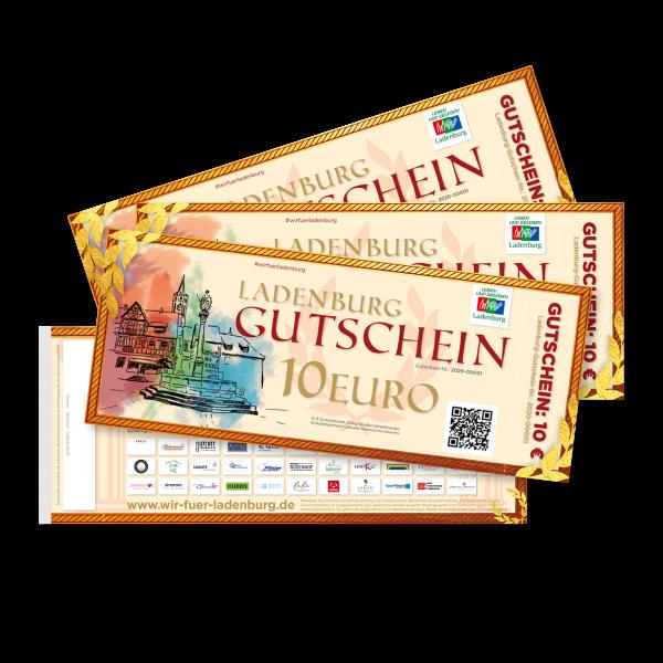 Ladenburg Gutschein – Motiv Römer